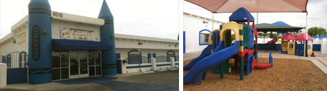 Las Vegas and Henderson Pre School and Day Care - Tropicana Location