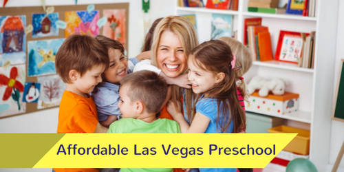 Affordable Las Vegas Preschool
